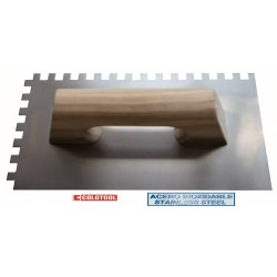 LLANA DENTADA 280*120 mm 6*6