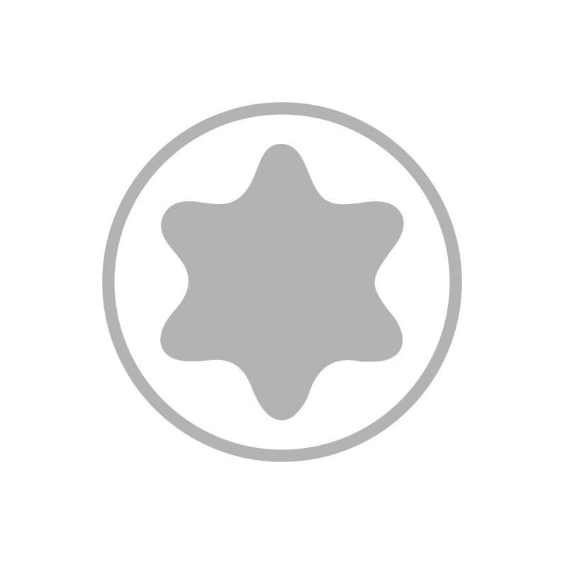 BROCA LARGA 10 mm DIN 340 N HSS