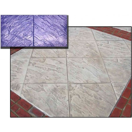 MOLDE LOSA NEW YORK FLEXIBLE 120*60 cm HORMIGON IMPRESO KRAFT