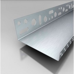 PERFIL ARRANQUE LATERAL ALUMINIO 80 mm 10 UDS SATE