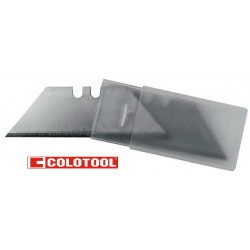 PACK 10 CUCHILLAS TRAPEZOIDALES PARA CUTTER COLOTOOL